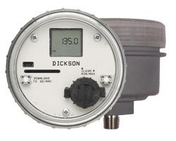 DICKSON压力数据记录