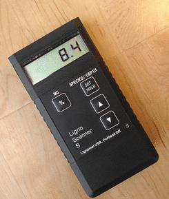 美国LIGNOMAT Ligno-Scanner感应木材湿度计