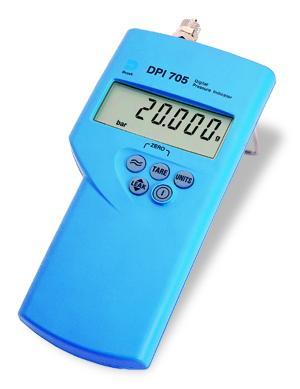 DPI705手持式压力指示仪