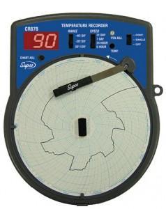 Supco温度图表记录仪