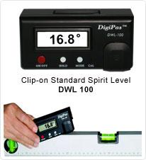 DigiPas DWL-100 CWP专业数字水平仪