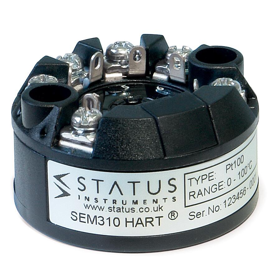 SEM310-HART协议通用温度变送器