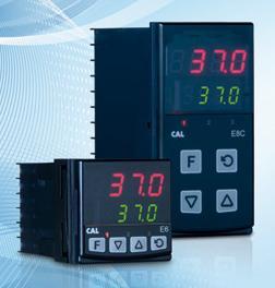 eCAL 温度和过程控制器