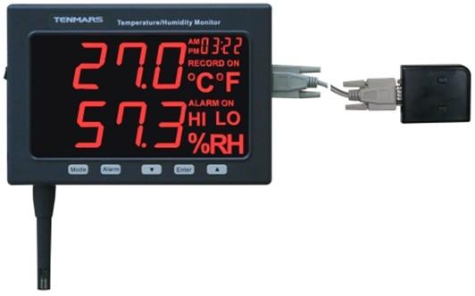 精密型温湿度监测记录器