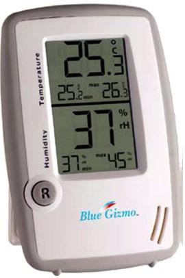 BG-HT-08数字温湿度计