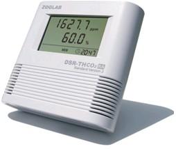 DSR-CO2温湿二氧化碳记录仪