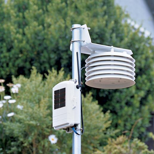 无线温度/湿度站