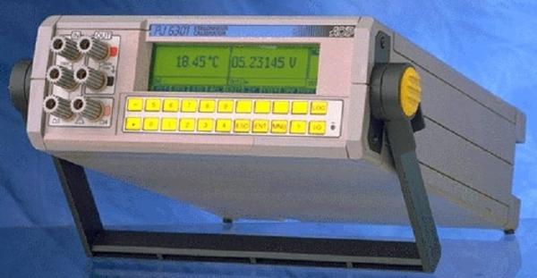 高精度仪器 PJ6301