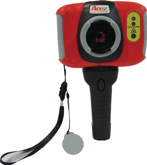双视图热影像仪BG1600E