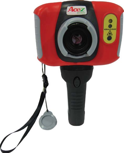 BG1600S双视图热影像仪
