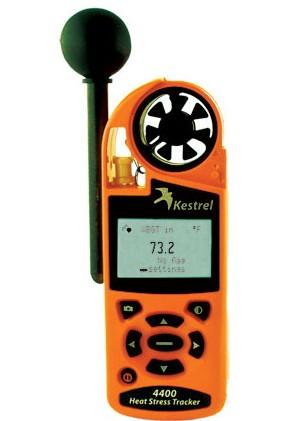 Kestrel 4400热应力追踪仪