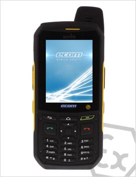 Ex-Handy 209 本安型智能手机 2区