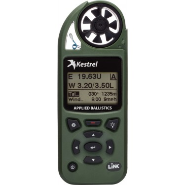 Kestrel应用弹道学高级气象仪