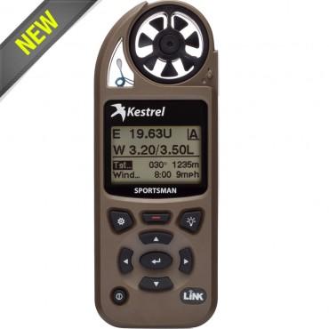 Kestrel运动员气象仪与弹道应用