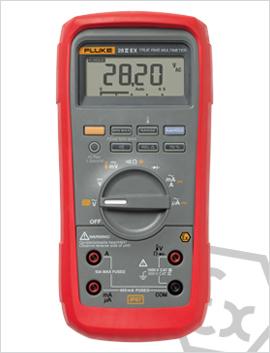 FLUKE 28 II EX:本质安全型万用表