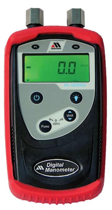 M1 系列数字压力计/校准仪
