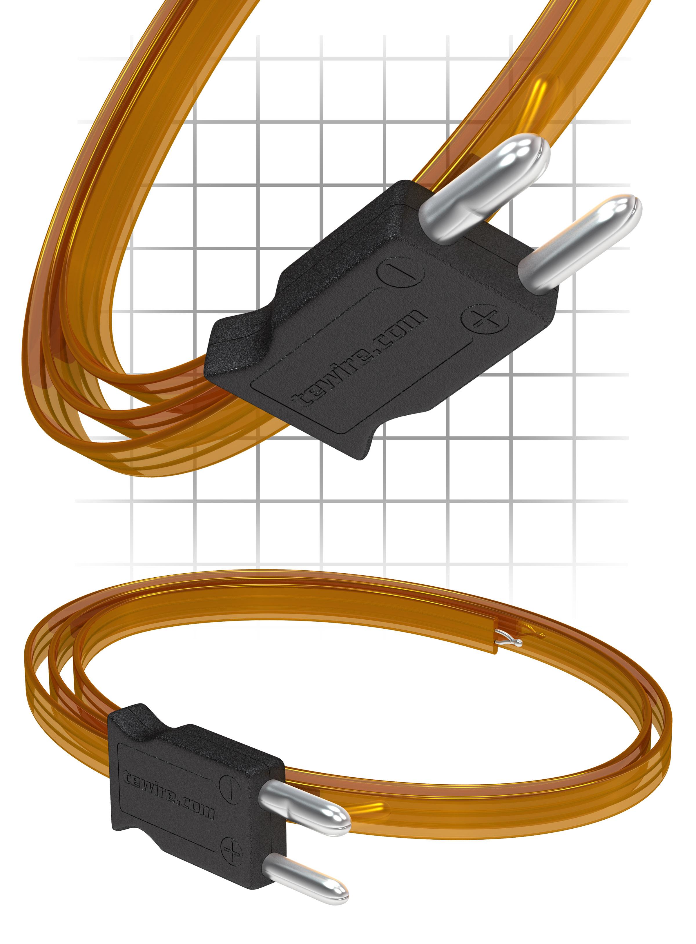 AccuFlex™扁平热电偶缆组件