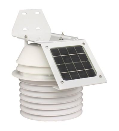 温度/湿度传感器,带24小时风扇吸气辐射屏蔽
